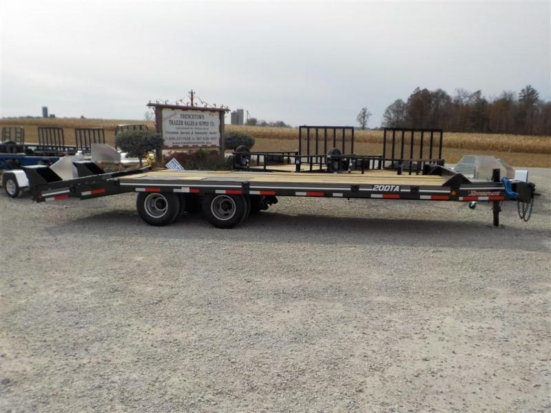 1999 Interstate 20DTA2 Equipment Trailer