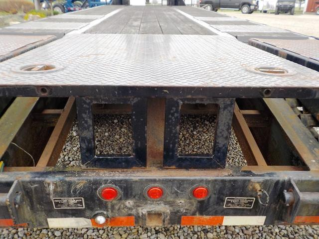 2002 Big Tex Trailers 22GN 22' + 5' Equipment Trailer **USED**