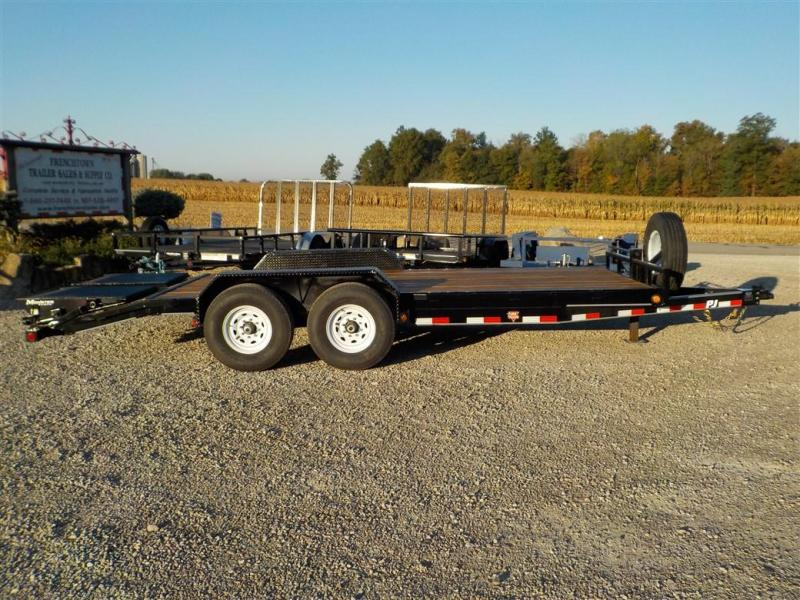 2020 PJ Trailers CCJ1892BS50B-ST06 Equipment Trailer