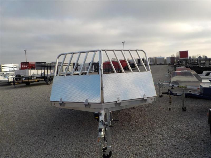 2020 Aluma 8622 4-PLACE SNOWMOBILE Snowmobile Trailer