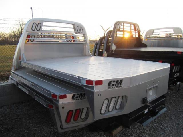 """CM AL RD Truck Bed 8'6"""" X 97"""" X 56"""" X 38"""""""