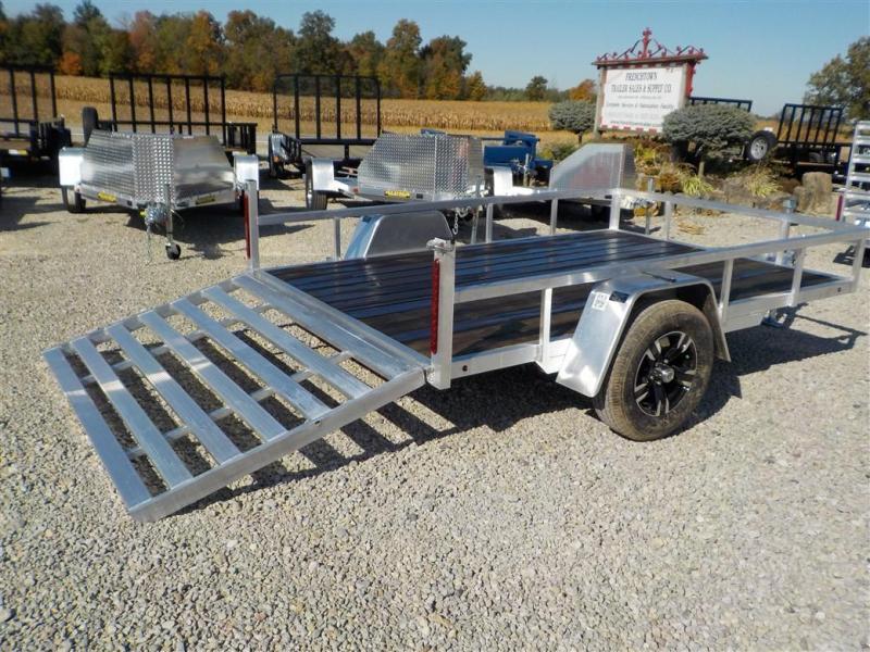 2020 Interstate ANT 710 SAFS Utility Trailer