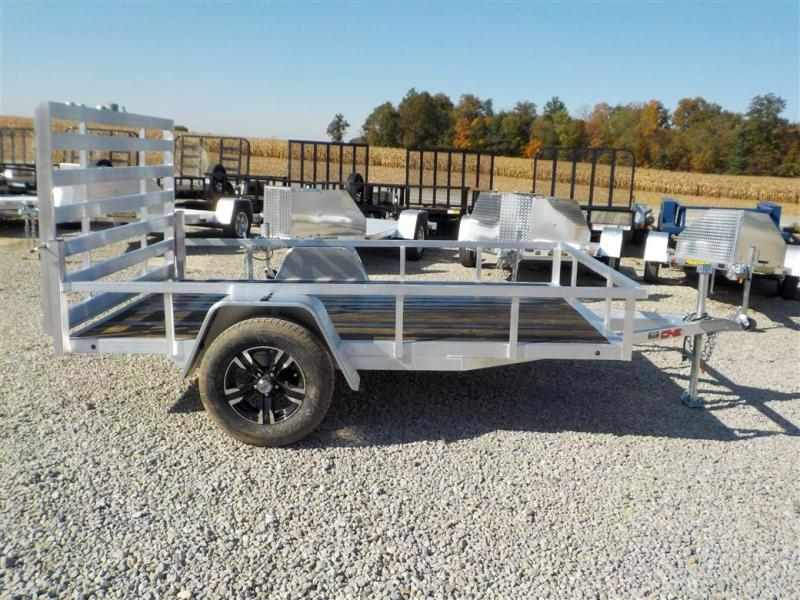 2020 Interstate ANT 710 SAFS Utility Trailer