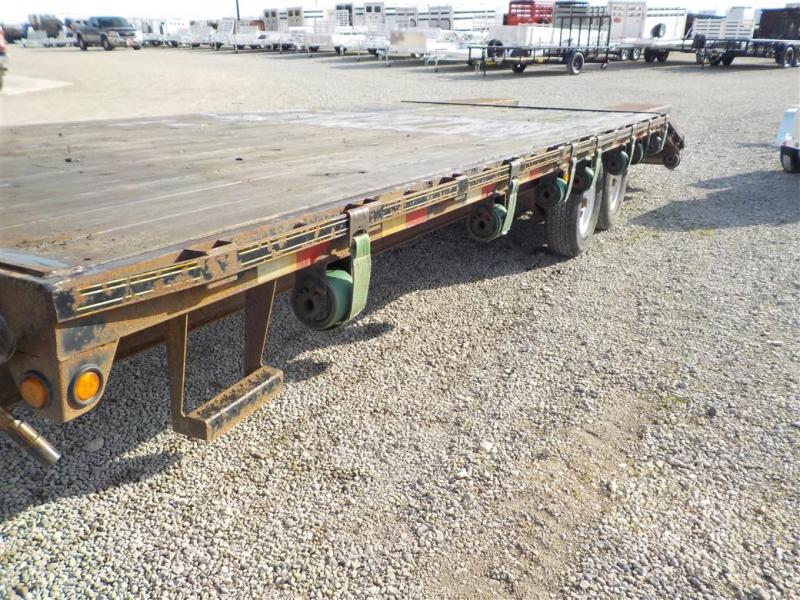 2011 Big Tex Trailers 14GN 20+5 Equipment Trailer