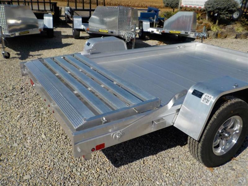 2020 Aluma 7210 H - BT Utility Trailer
