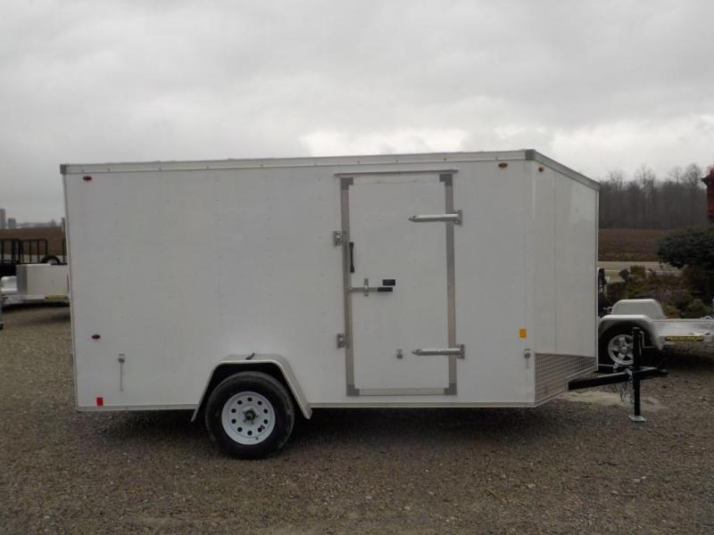 2020 Interstate SFC 612 SAFS Enclosed Cargo Trailer