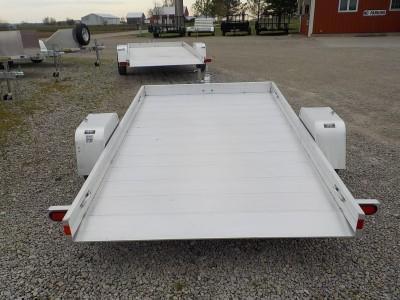 2021 Aluma 6810 TILT-S-LW Utility Trailer