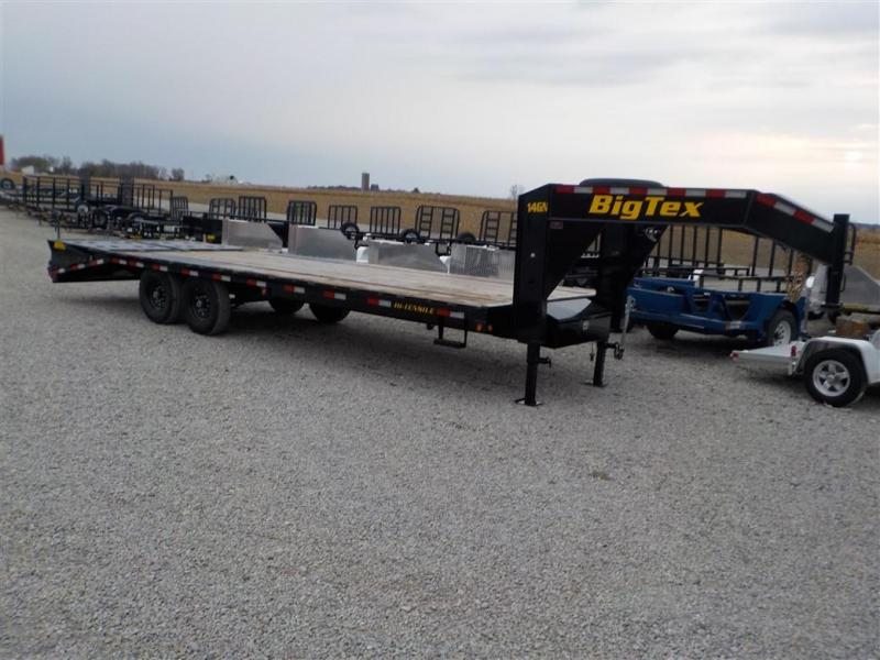 2020 Big Tex Trailers 14GN-20 5 Equipment Trailer