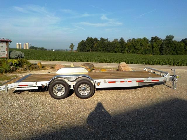 2020 Quality Steel and Aluminum 8320 ALCH Car / Racing Trailer