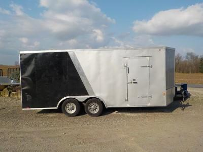 2016 Interstate Trailers IFC 818TA3 XLT Enclosed Cargo Trailer