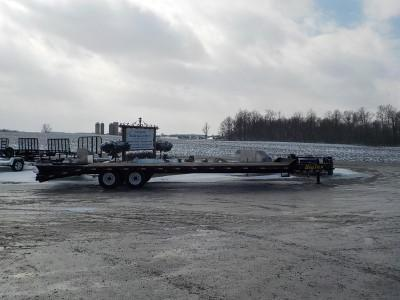 2014 Big Tex Trailers 14 PH Equipment Trailer