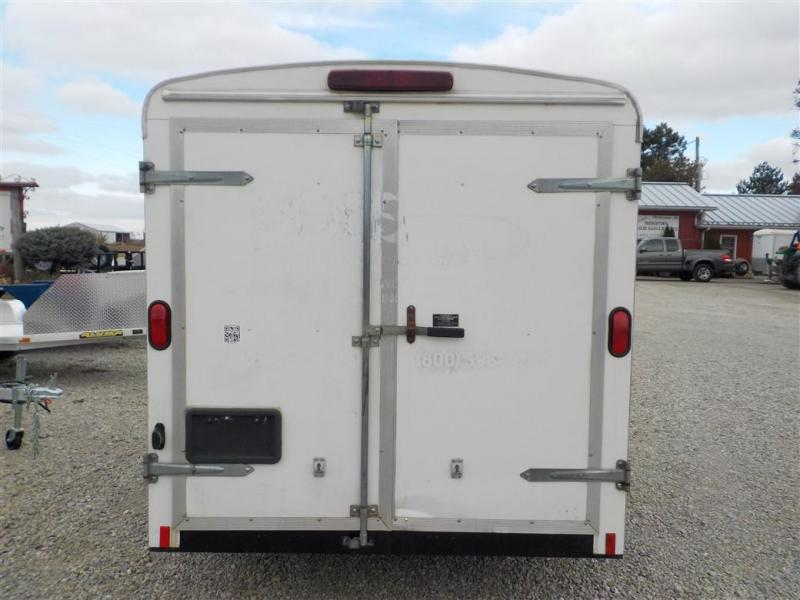 2005 Interstate I-610 SAFS Enclosed Cargo Trailer **USED**