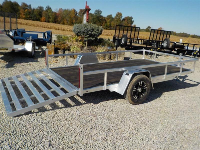 2020 Interstate ANT 712 SAFS Utility Trailer