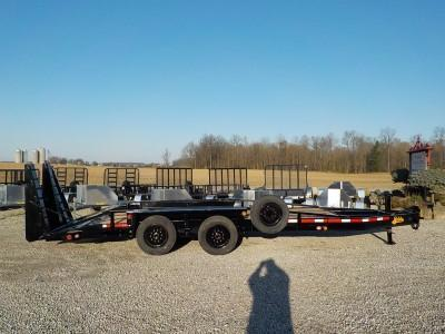 2011 Belshe BF11T-2EP Equipment Trailer
