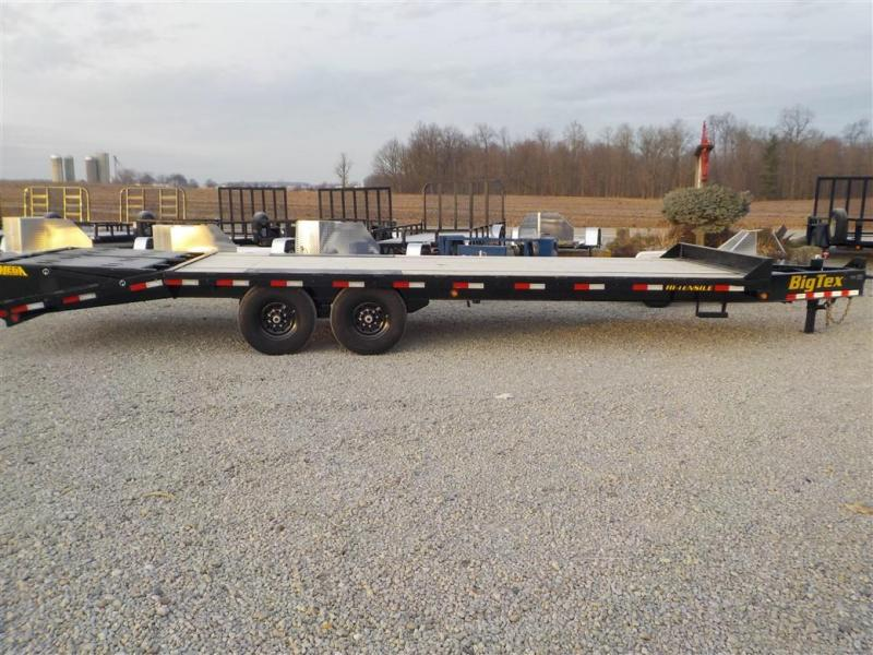 2020 Big Tex Trailers 14PH 20 + 5 MR Equipment Trailer