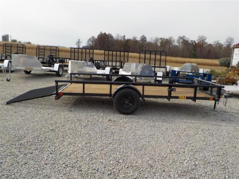2020 Big Tex Trailers 35SA-14 Utility Trailer