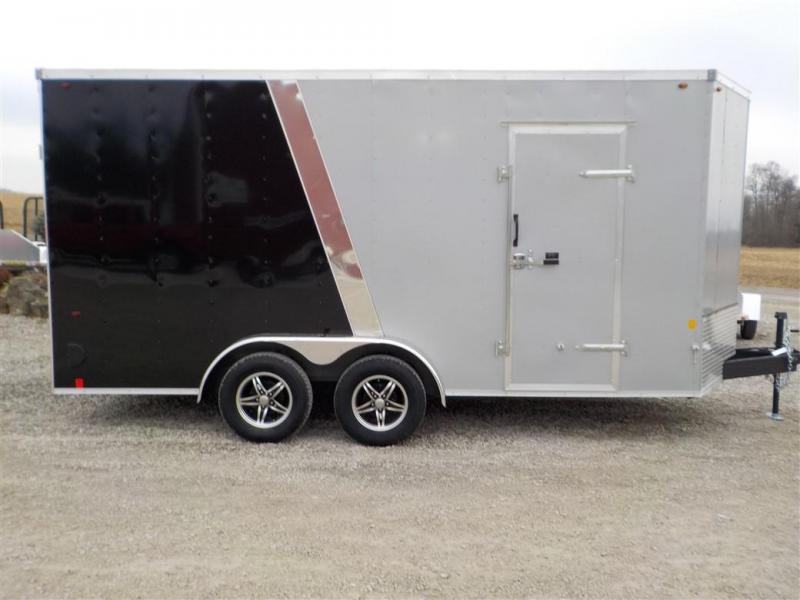 2020 Interstate IFC 716TA2 Enclosed Cargo Trailer