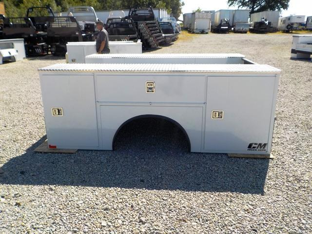 CM 11094 VV SS Truck Bed Service Body