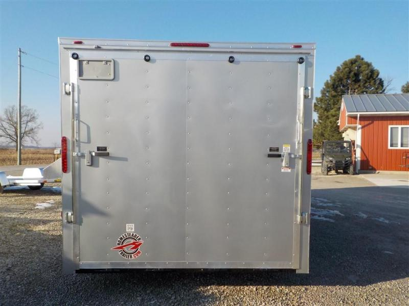2020 Homesteader 820 AB CHAMPION Enclosed Cargo Trailer