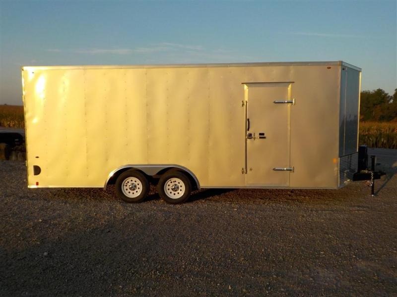 2020 Interstate IFC 820 XLT TA2 Enclosed Cargo Trailer