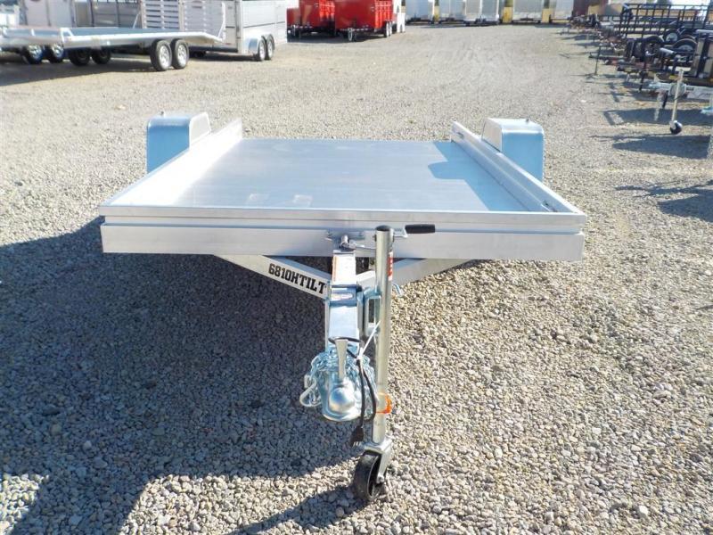 2020 Aluma 6810 H-TILT Utility Trailer