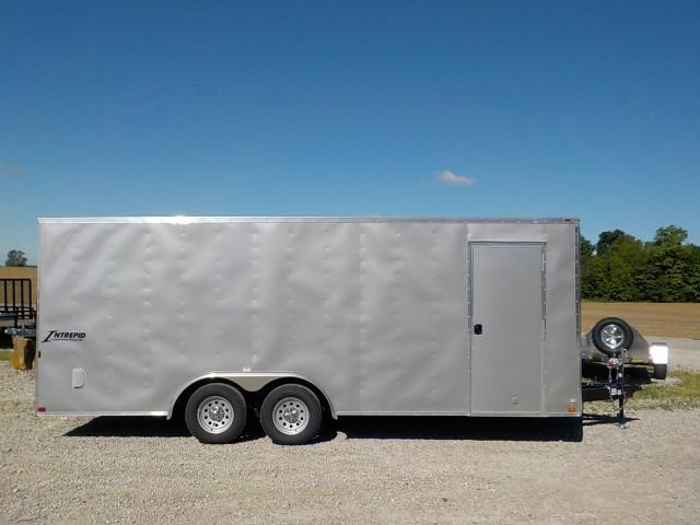 2020 Homesteader 820 IT TA2 Enclosed Cargo Trailer