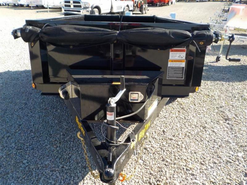 2020 Big Tex Trailers 70SR-10-5 Dump Trailer