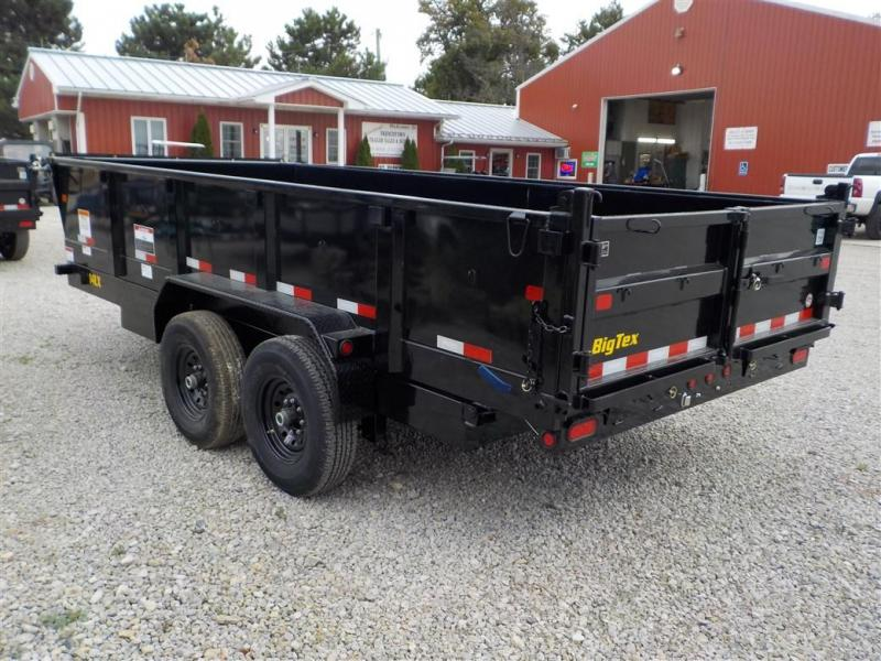 2020 Big Tex Trailers 14LX-16 BK7SIR Dump Trailer