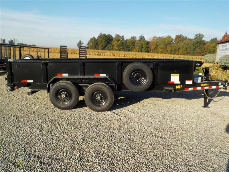 2020 Big Tex Trailers 14LP-16 BK6SIRPD Dump Trailer