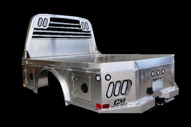 """CM AL SK Truck Bed 9'4"""" x 94"""" x 60"""" x 34"""""""
