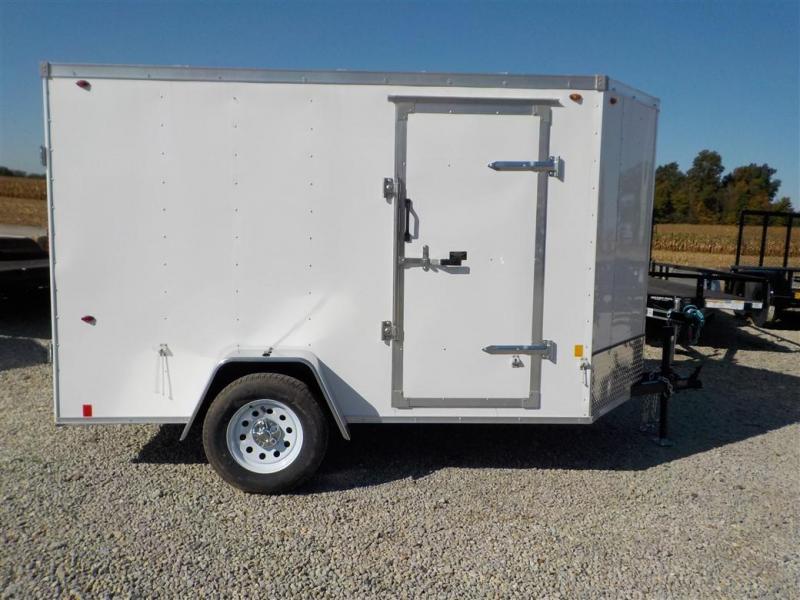 2020 Interstate SFC 610 SAFS Enclosed Cargo Trailer