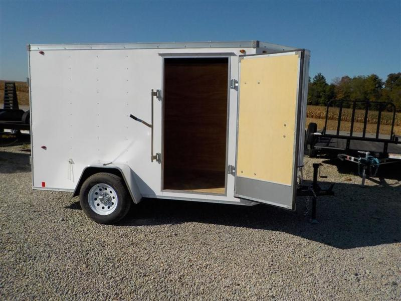 2020 Interstate SFC 610 SAFS Enclosed Cargo Trailer