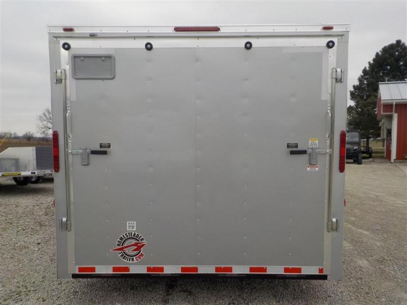 2020 Homesteader Inc. 826 AB CHAMPION Enclosed Cargo Trailer