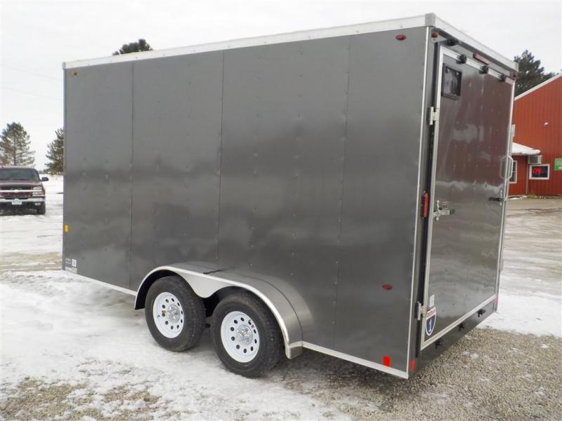 2020 Interstate SFC 714 TA2 Enclosed Cargo Trailer