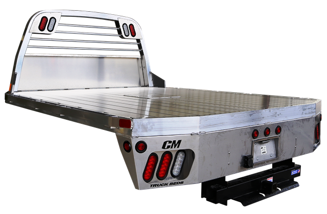 """CM AL RD Truck Bed 8'6"""" / 84"""" / 56"""" OR 58"""" / 42"""""""