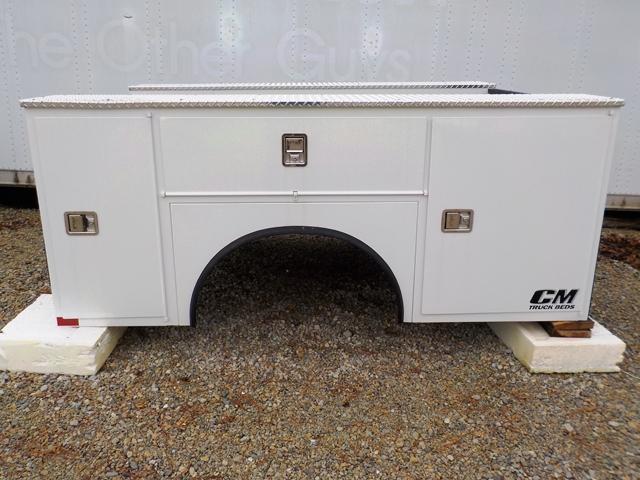 CM 110 / 94 / 60 VV / SS Truck Bed