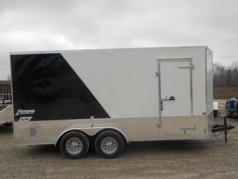 2020 Homesteader Intrepid 716 IT Enclosed Cargo Trailer