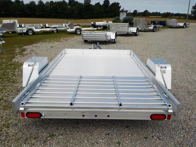 2020 Aluma 7210 H-TG Utility Trailer