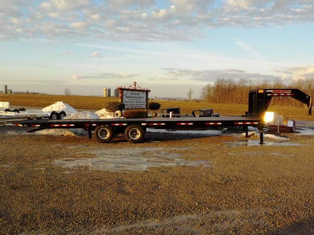 2019 Trailerman Trailers Inc. HHG8032H24 Equipment Trailer