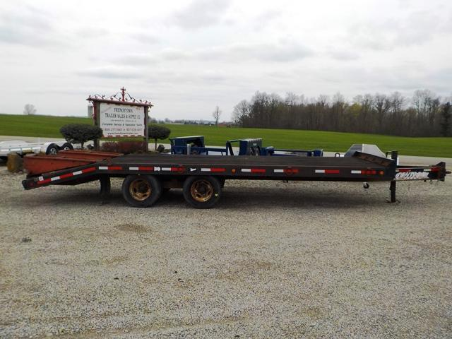 1995 CONTRAIL C24 Equipment Trailer **USED**