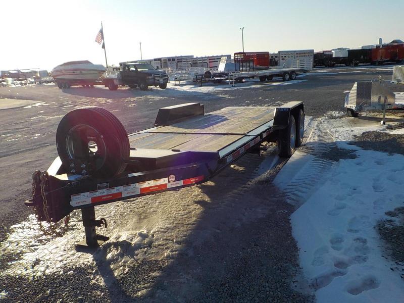 2020 Felling Trailers  FT-16IT-I Heavy Duty Tilt Equipment Trailer