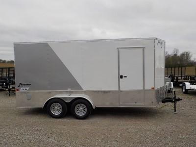 2020 Homesteader 716 IT INTREPID Enclosed Cargo Trailer