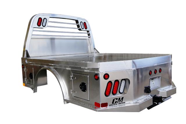 """CM AL SK Truck Bed 8'6"""" X 97"""" X 58"""" X 42"""""""