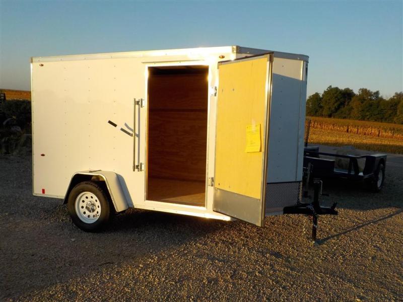 2020 Interstate SFC 610SAFS Enclosed Cargo Trailer