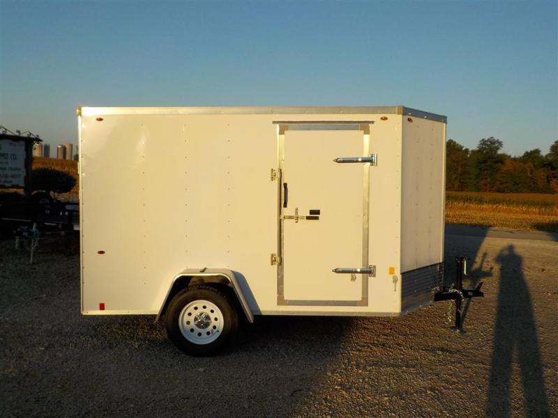 2020 Interstate SFC 610SAFS Enclosed Cargo Trailer