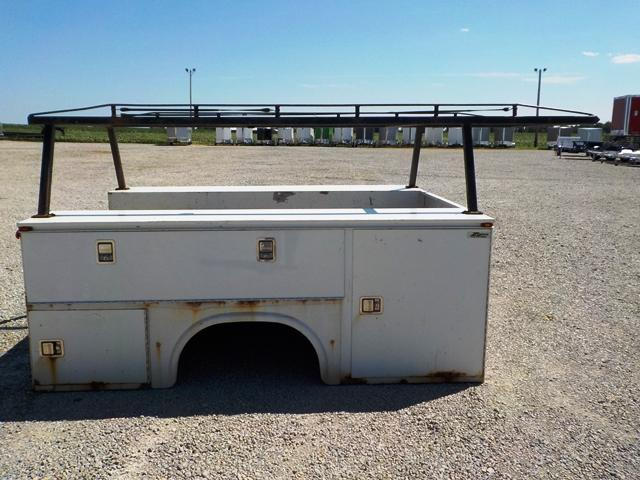 2010 Knapheide 108 X 90 X 60 Truck Bed **USED**