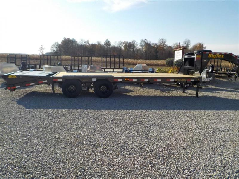 2020 Big Tex Trailers 22GN - 205 Equipment Trailer