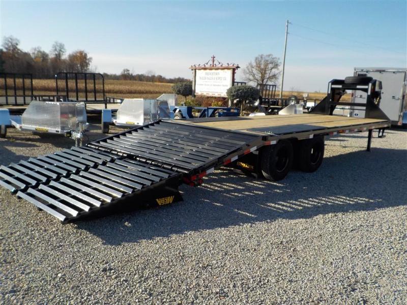 2020 Big Tex Trailers 22GN - 205 Equipment Trailer