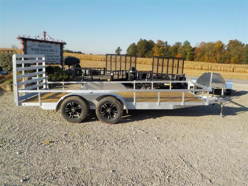 2020 Interstate ANT 716 TA2 Utility Trailer