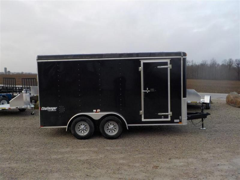 2014 Homesteader 714 CT Car / Racing Trailer **USED**